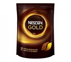 Кофе растворимый NESCAFE Gold, 250г